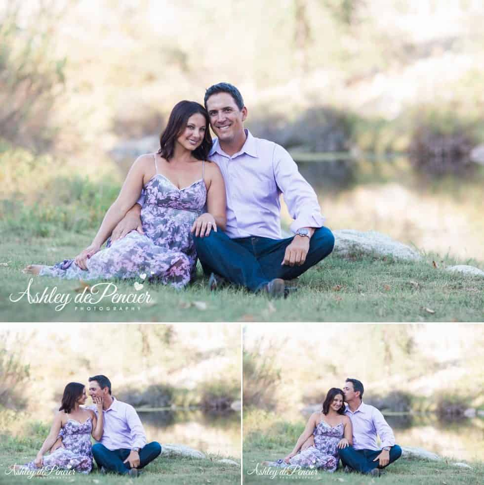 Erin and David's Private Estate Engagement Session 6