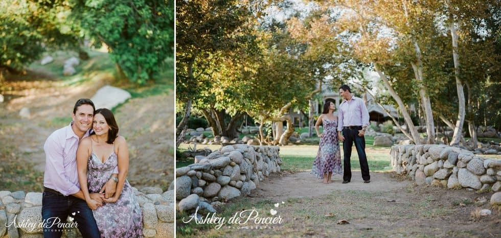 Erin and David's Private Estate Engagement Session 9