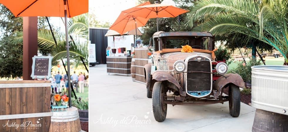 Private Estate Wedding in California 27