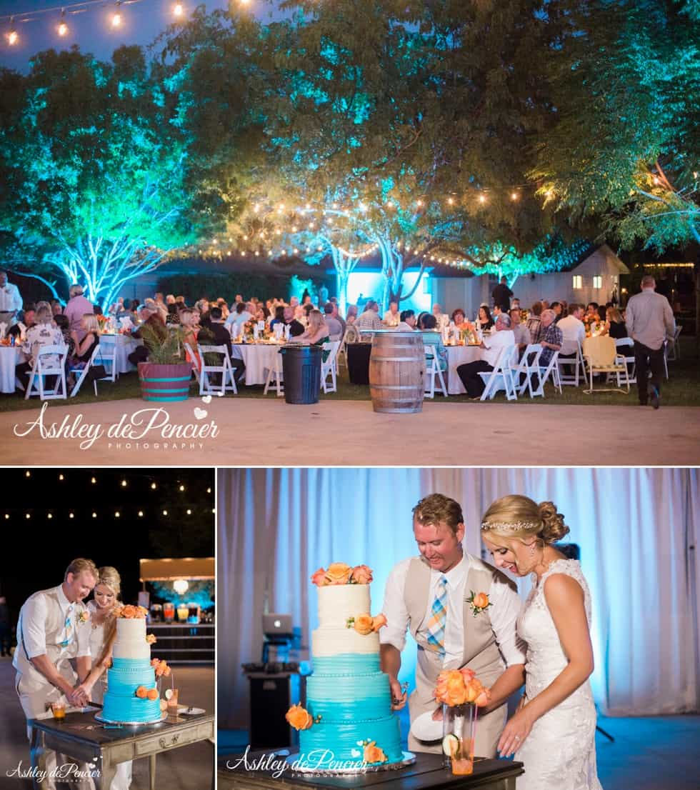 Private Estate Wedding in California 32