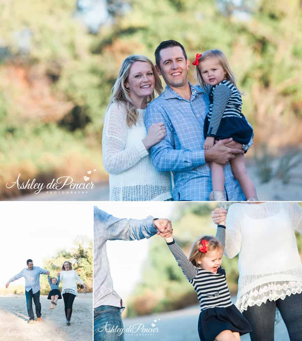 Dry River bed engagement session 5