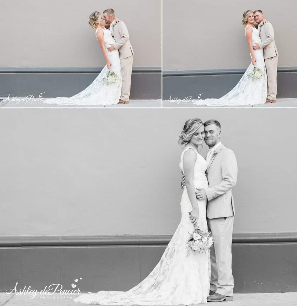 Breann and Kyle's Rustic Wedding 19
