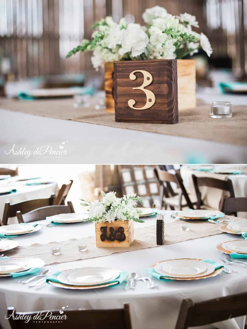 Breann and Kyle's Rustic Wedding 21