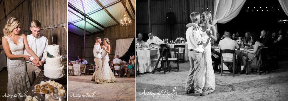 Breann and Kyle's Rustic Wedding 27