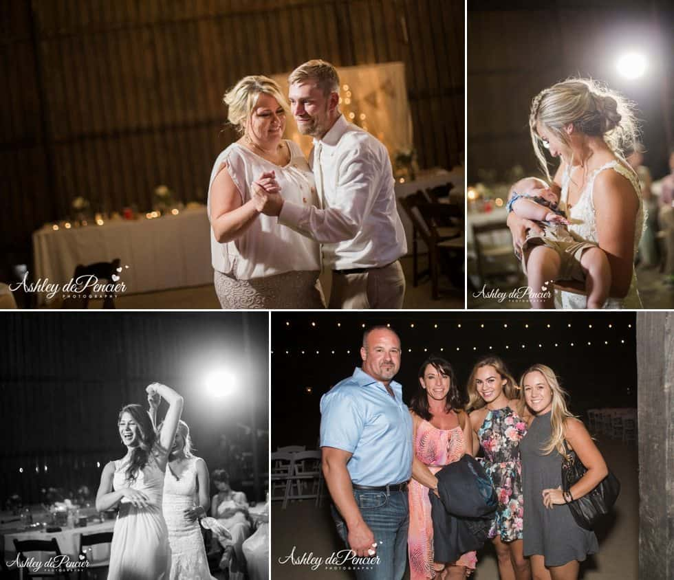 Breann and Kyle's Rustic Wedding 30