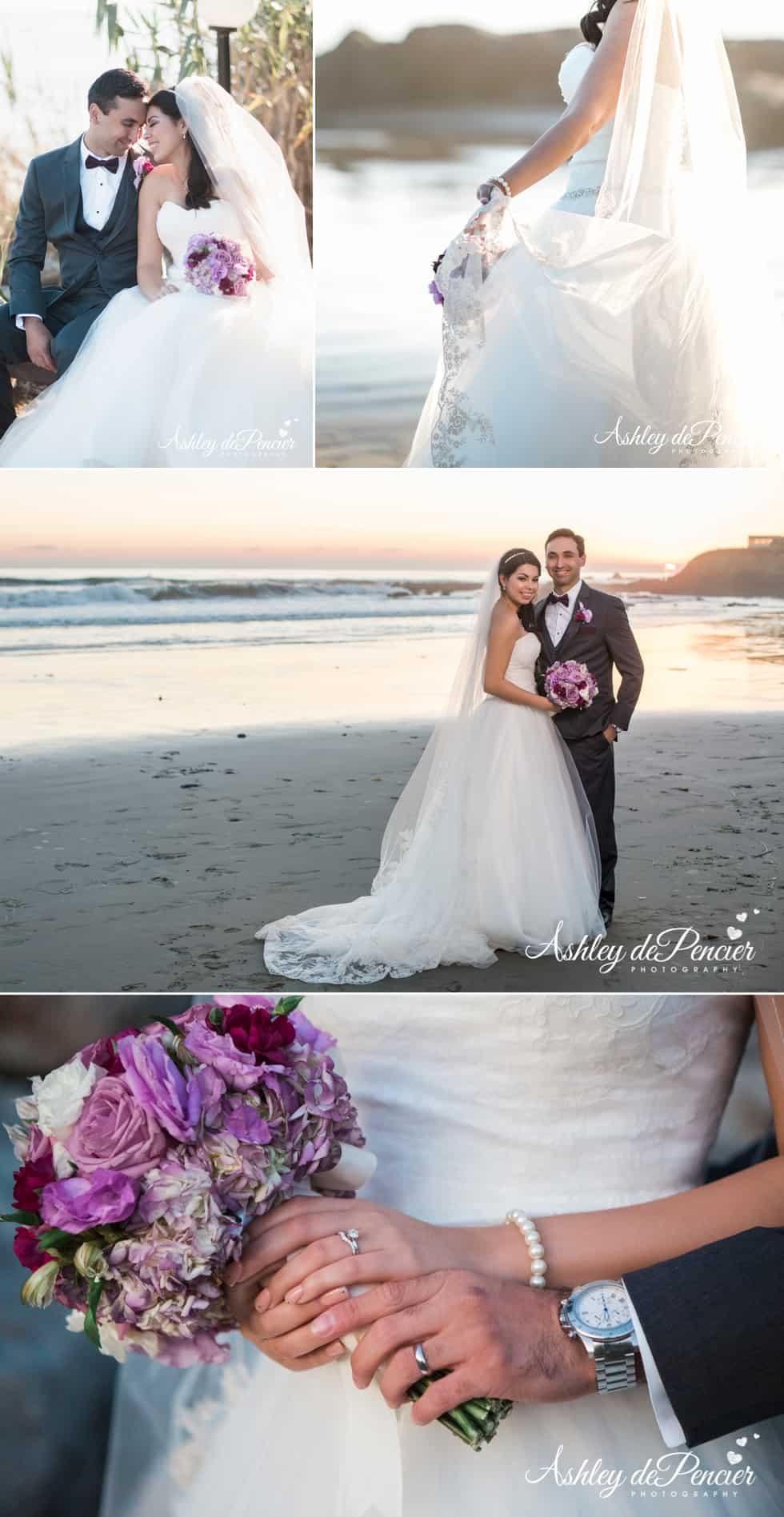 Cayucus beach wedding 9