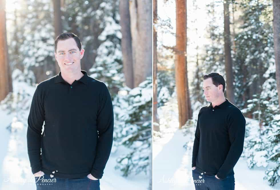 Mammoth winter engagement session 11