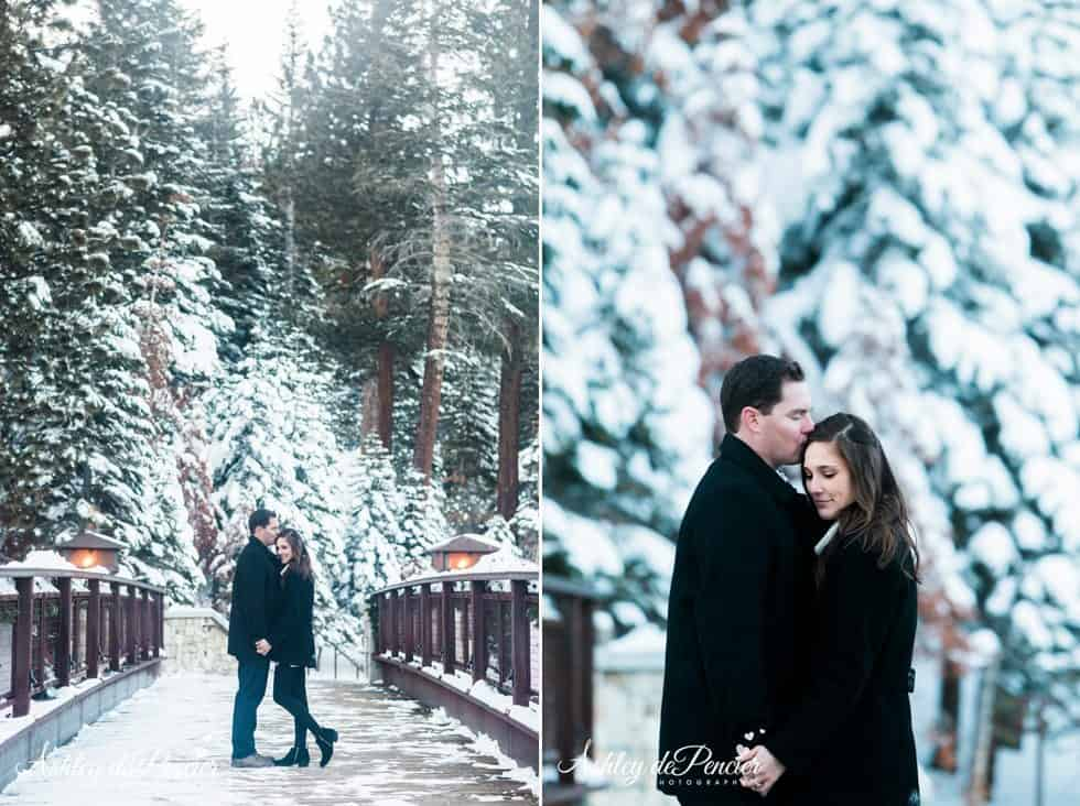 Mammoth winter engagement session 17