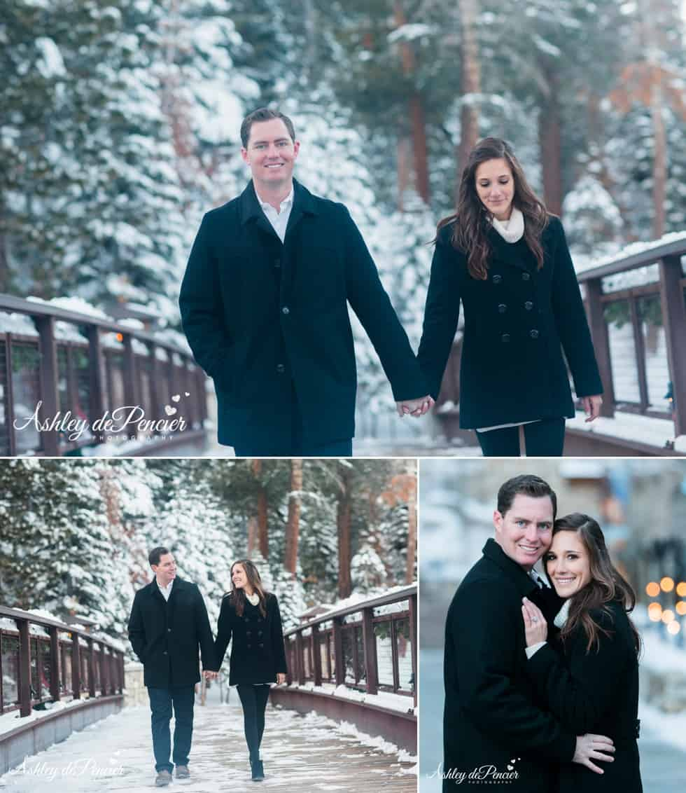 Mammoth winter engagement session 18